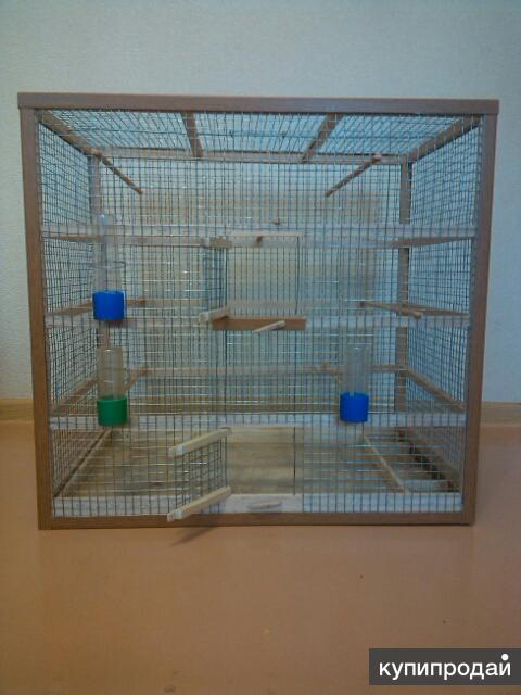 Клетки, западки для птиц