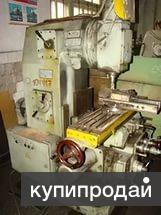 вертикально-фрезерный станок 6Р11
