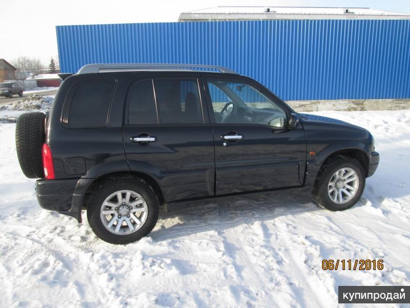 Suzuki Grand Vitara, 2005