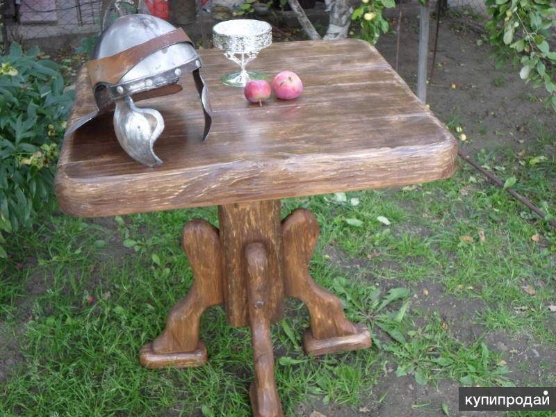 стол под старину