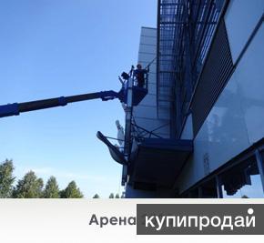 Мойка окон, витрин,фасадов - Ярославль