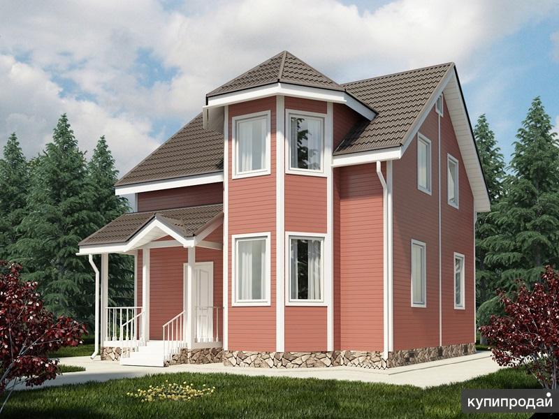 Практичный и удобный дом рядом с озером Плещеево