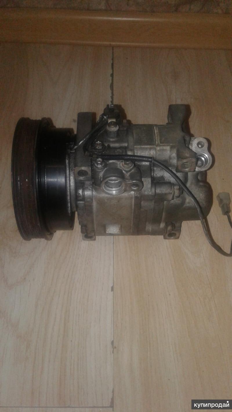 компрессор кондиционера Mazda капелла