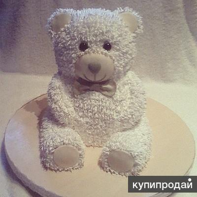 мишка торт фото