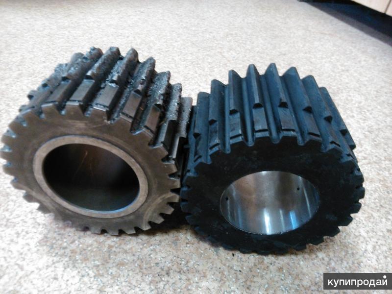 Производство изготовление металлических шестерен