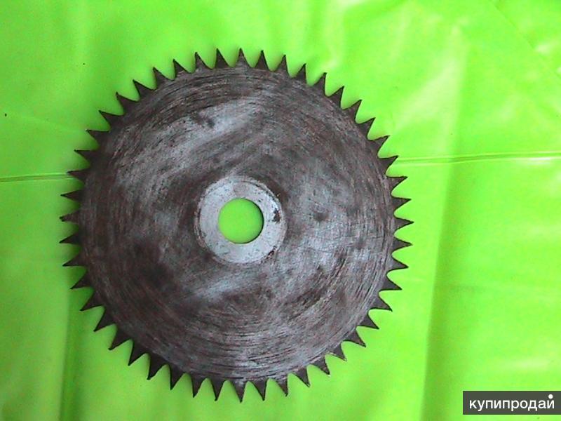 диск стальной пильный по дереву для циркулярки