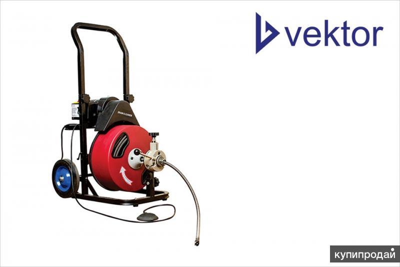 Прочистная машина 68285 Vektor 300об/мин
