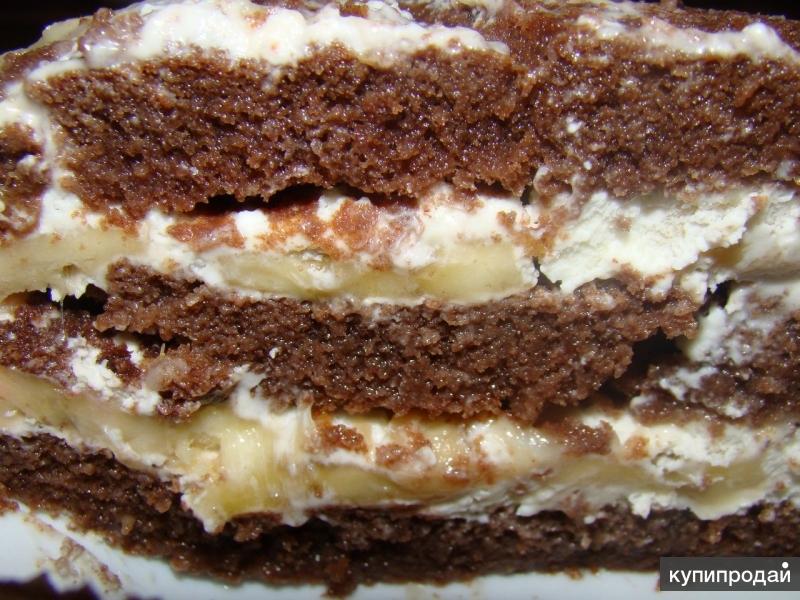Начинка для торта с фото