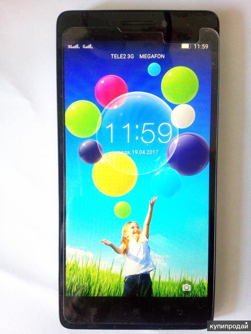 Смартфон Леново S8 A7600
