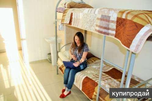 Бронирование хостела в Барнауле