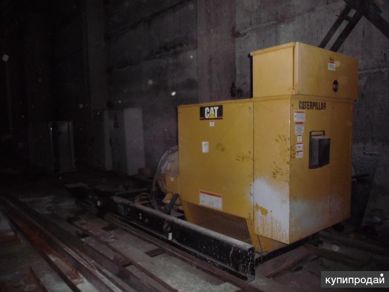 Продам генератор CAT G3412