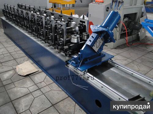 Оборудование для производства профнастила C20 из Китая