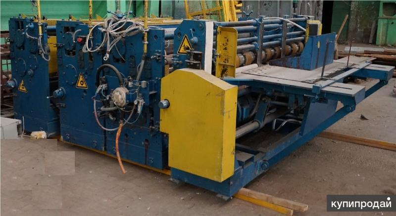 Ротация слоттер и печать Маг-200