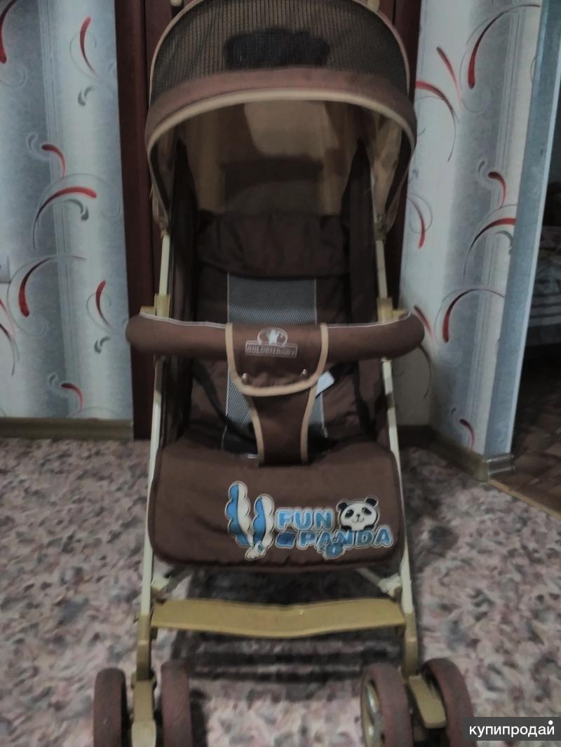 Продам летнию детскую коляску
