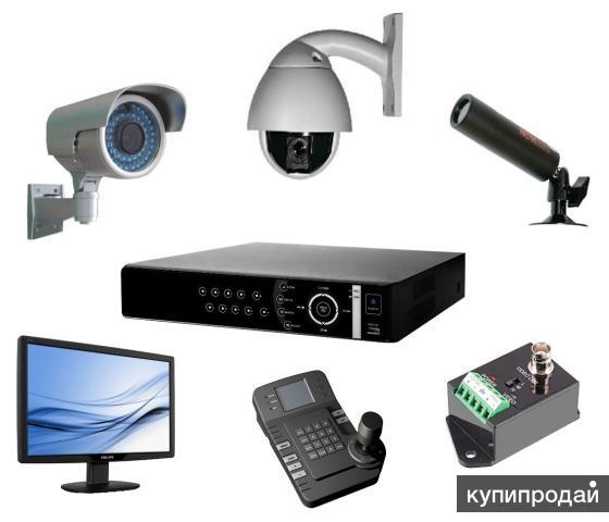 Видеонаблюдение, сигнализация, связь, автоматизация