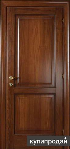 Двери межкомнатные из дерева