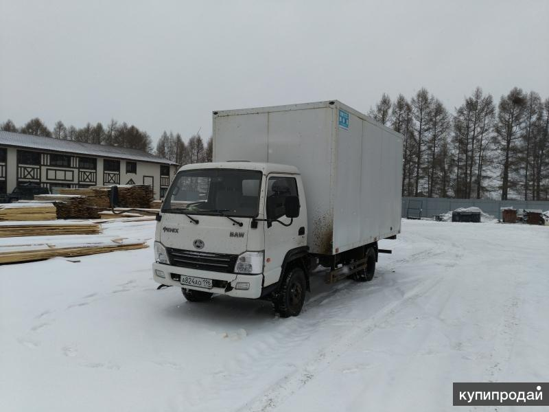 Продается грузовик BAW Fenix