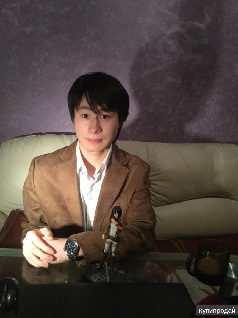 Авторский курс японского языка с носителем