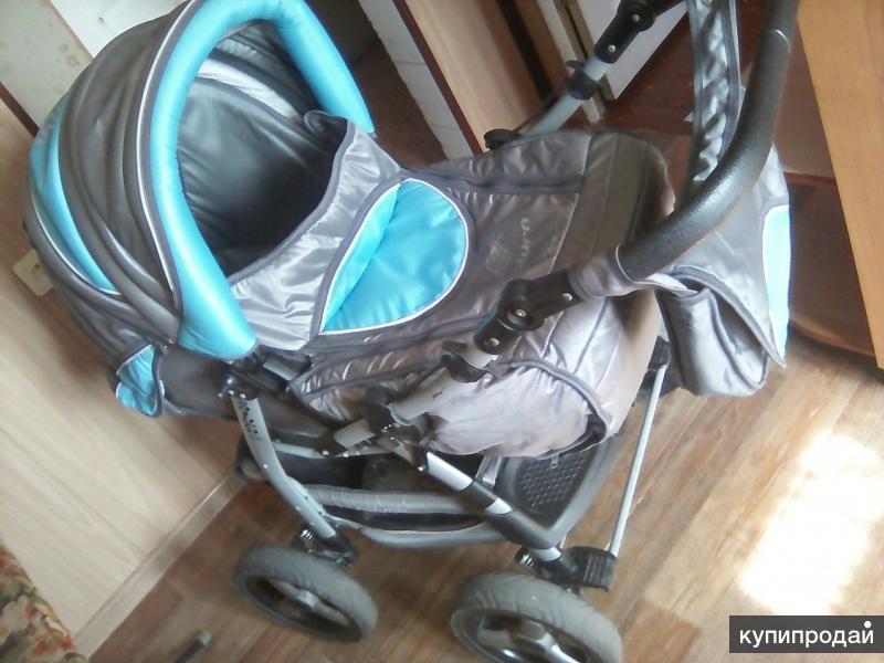 """Продаю коляску - трансформер """"Сатурн"""""""