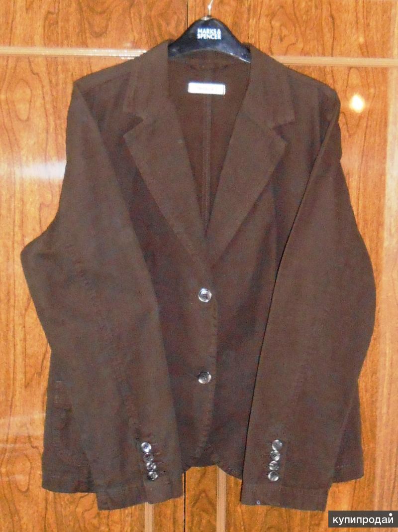 Пиджак классический фирменный новый ХБ