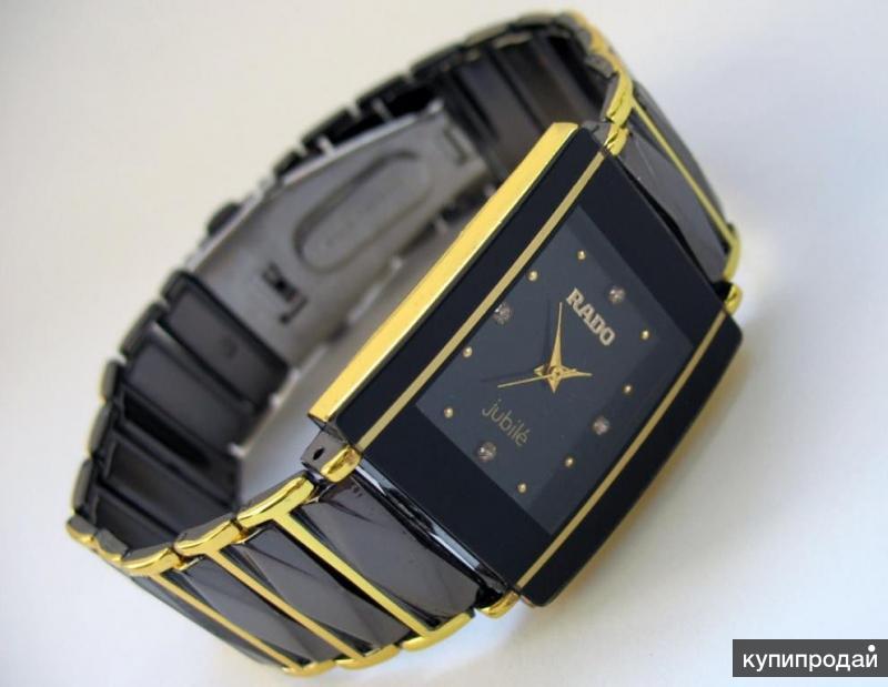 часы RADO Jubile True в Ульяновске - альфа-клинингрф
