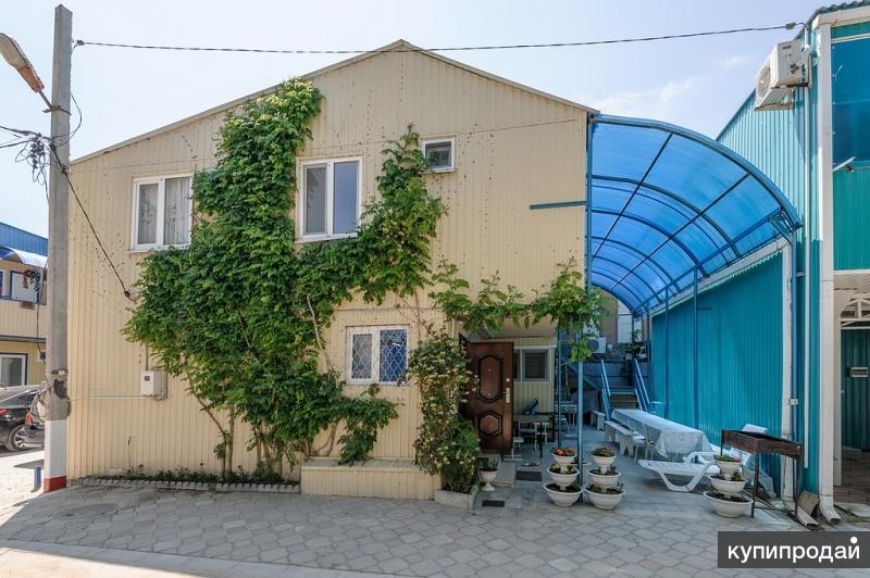 Дача 150 кв.м с земельным участком на берегу Азовского моря