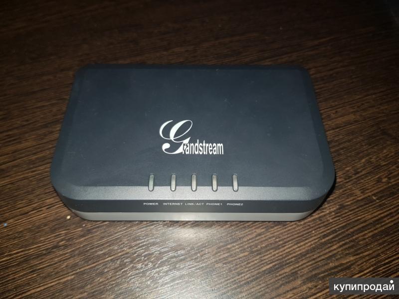 VoIP-адаптер Grandstream HT702