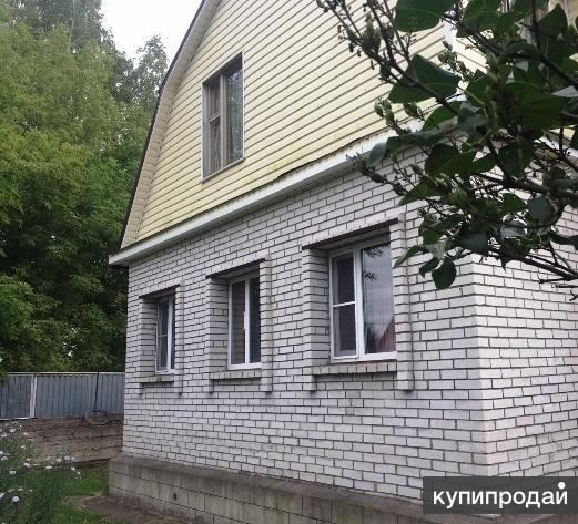Продам теплый, крепкий дом в деревне. Дом 85 м.кв, 12 соток, ПМЖ