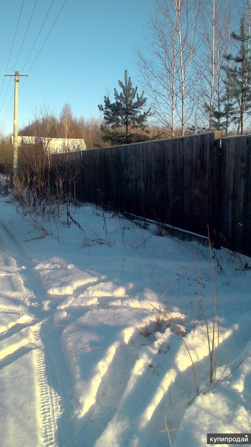 Продаю земельный участок 6 ,25 соток 4 км от ж/д станции Куровское