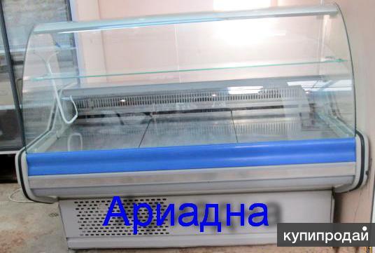 Холодильные витрины б/у Golfstream180, Ариадна 155