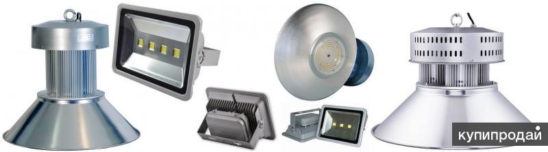 Производство и продажу промышленного светодиодного освещения