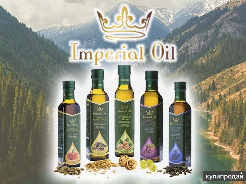 Натуральные масла холодного отжима оптом от производителя.