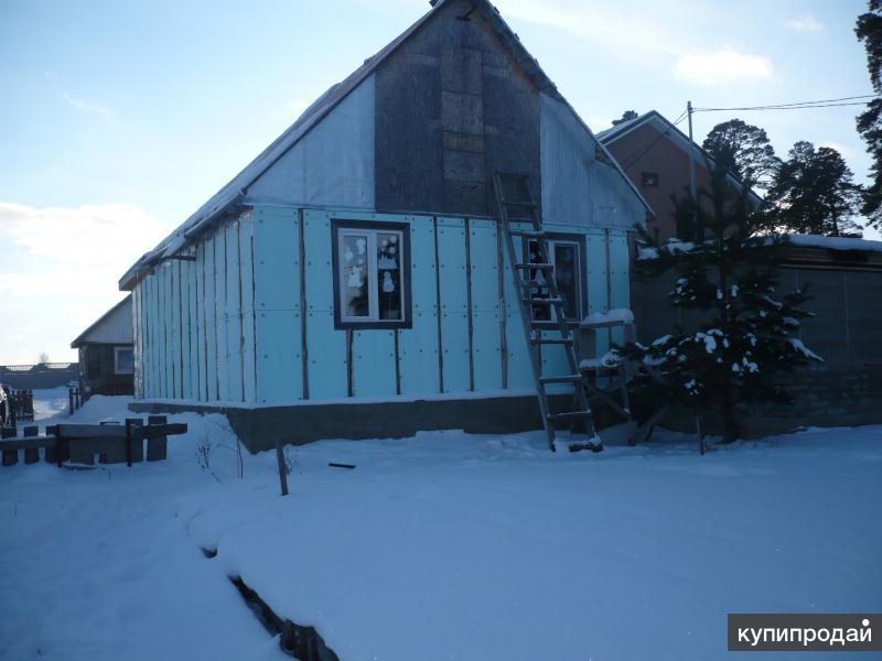 Дом в Косулино в 20км от Екатеринбурга