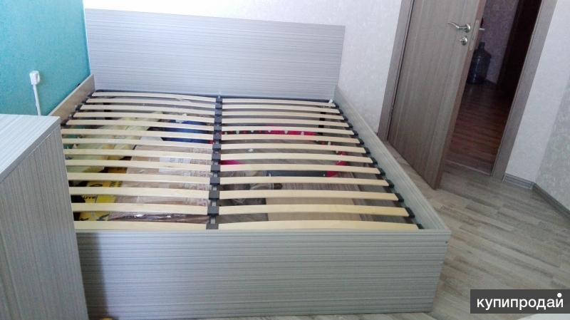 Кровать 2спальная + матрас