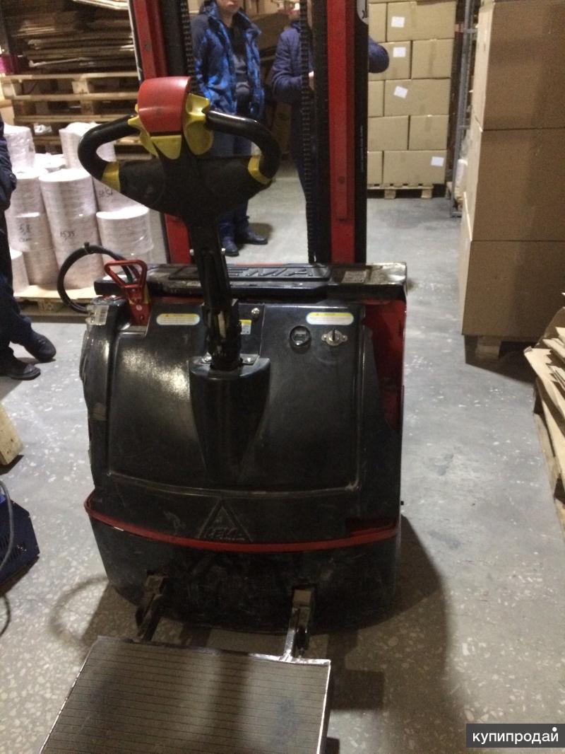 Штабелер самоходный грузоподъемность 1500 кг бу