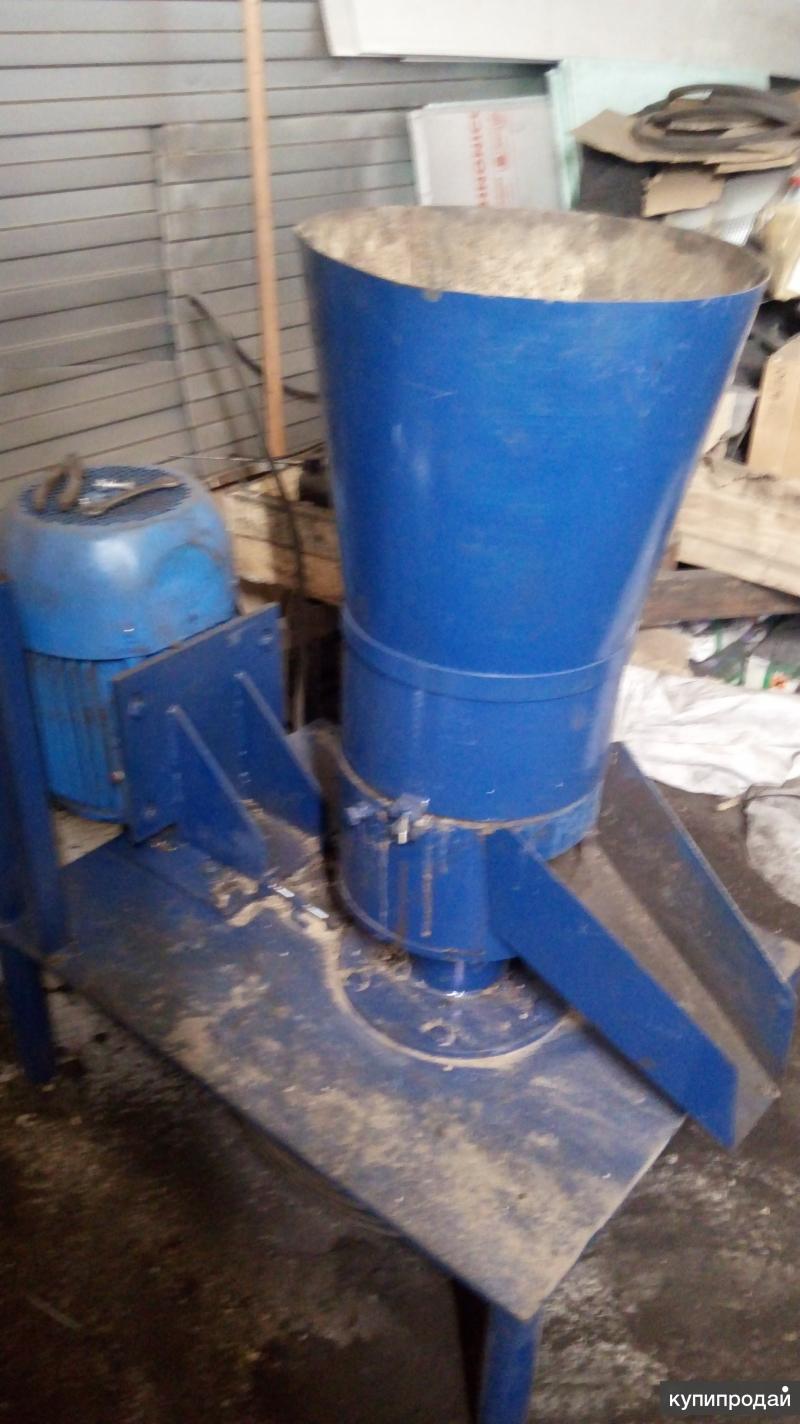 гранулятор угольных пеллет