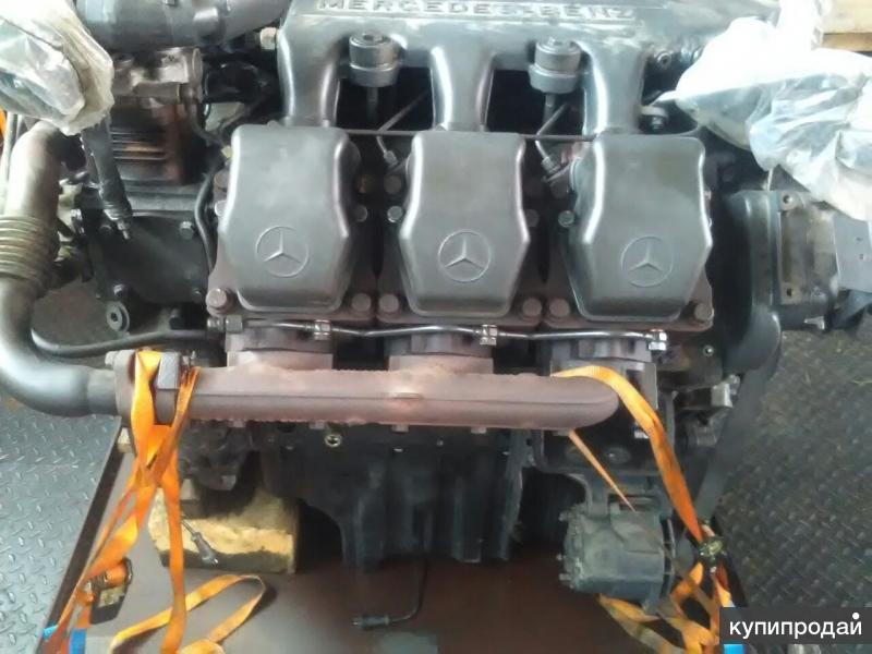 Двигатель(двс) Мерседес/Mercedes-Benz АСТRОS1843 OM501