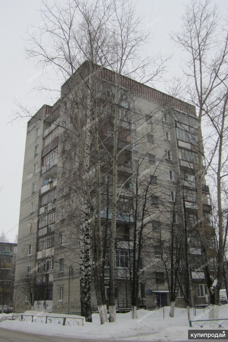 2-к квартира, 43 м2, 3/9 эт.