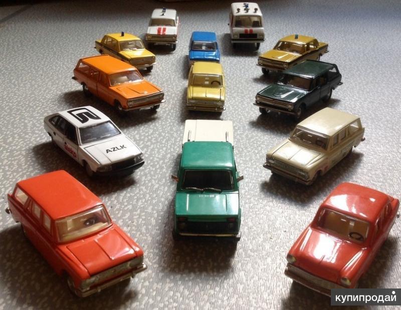 Куплю машинки Коллекционные модели автомобилей 1:43