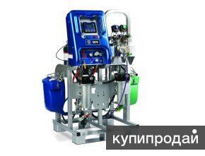 Многокомпонентное окрасочное оборудование Graco в России