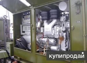 Ремонт дизельных генераторов (электростанций)