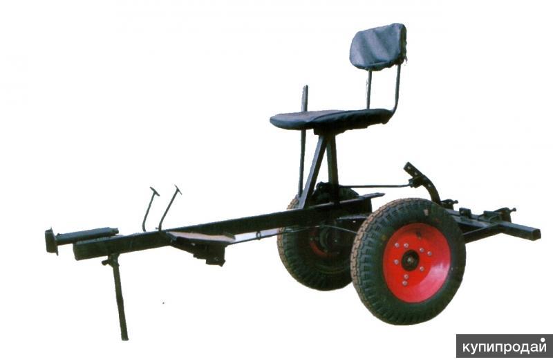 Продам прицеп ПНО-1 для навесного оборудования к мотоблокам