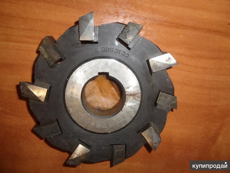 Фреза дисковая 3-х сторонняя 125х20х32