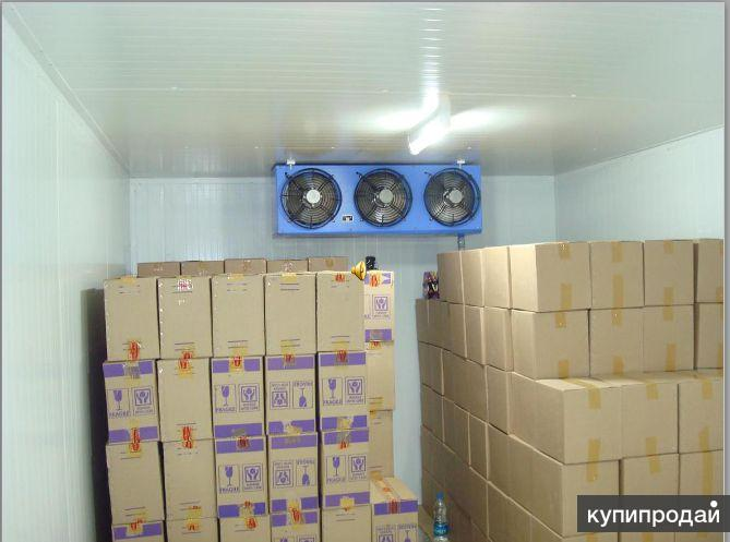 Сдается холодильная камера в Ангарске