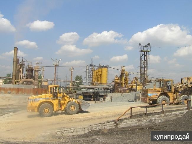 Асфальто-бетонный завод