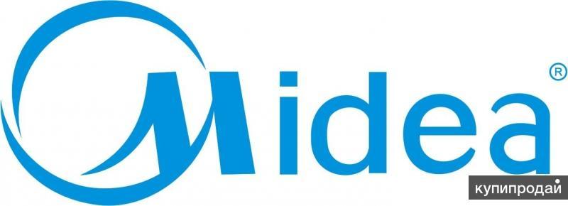 Ремонт кондиционера - Обслуживание сплит-системы Мidea Чистка. Заправка.