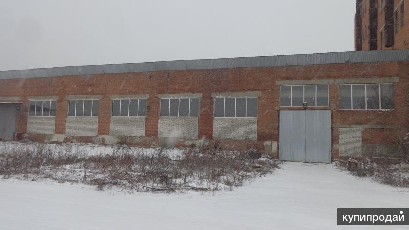 Производственное помещение, 1800 м²