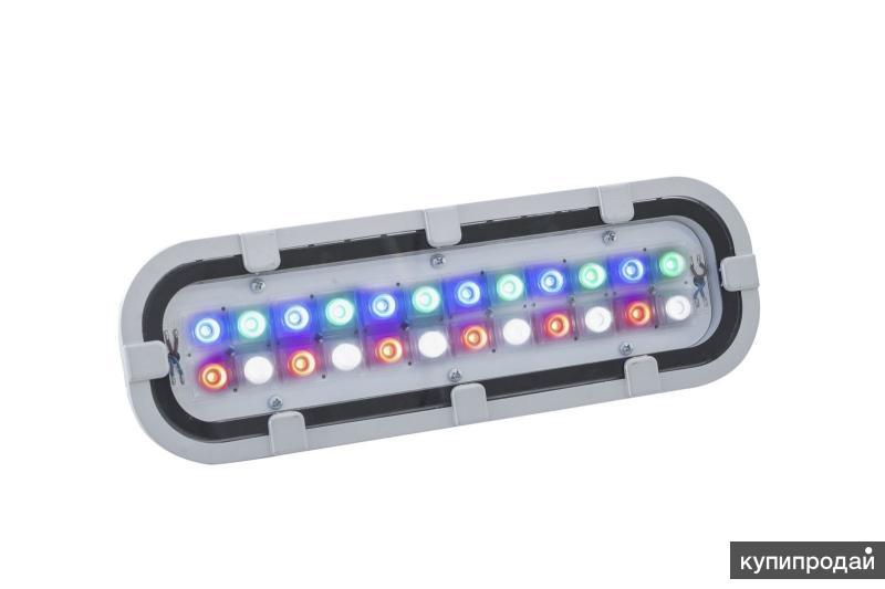 Светильник FWL 12-26-RGBW50