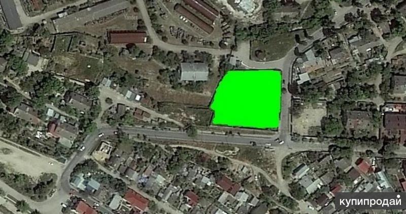 Предлагаются к продаже три граничащих между собой участка: Катерная 10-А (6,16