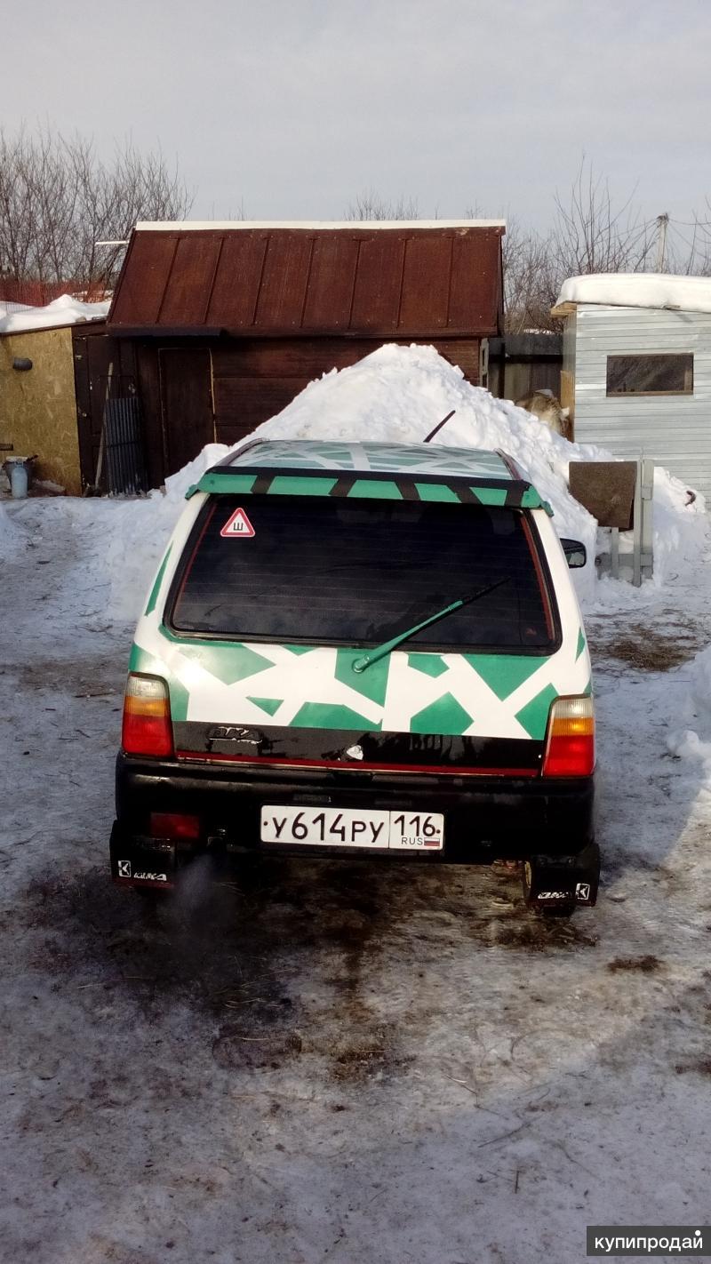 ВАЗ 1111 Ока, 2002